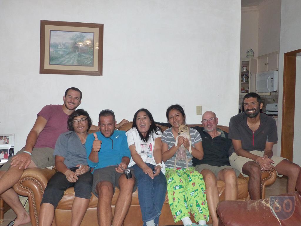 La ONU en casa de Lupita y Fani