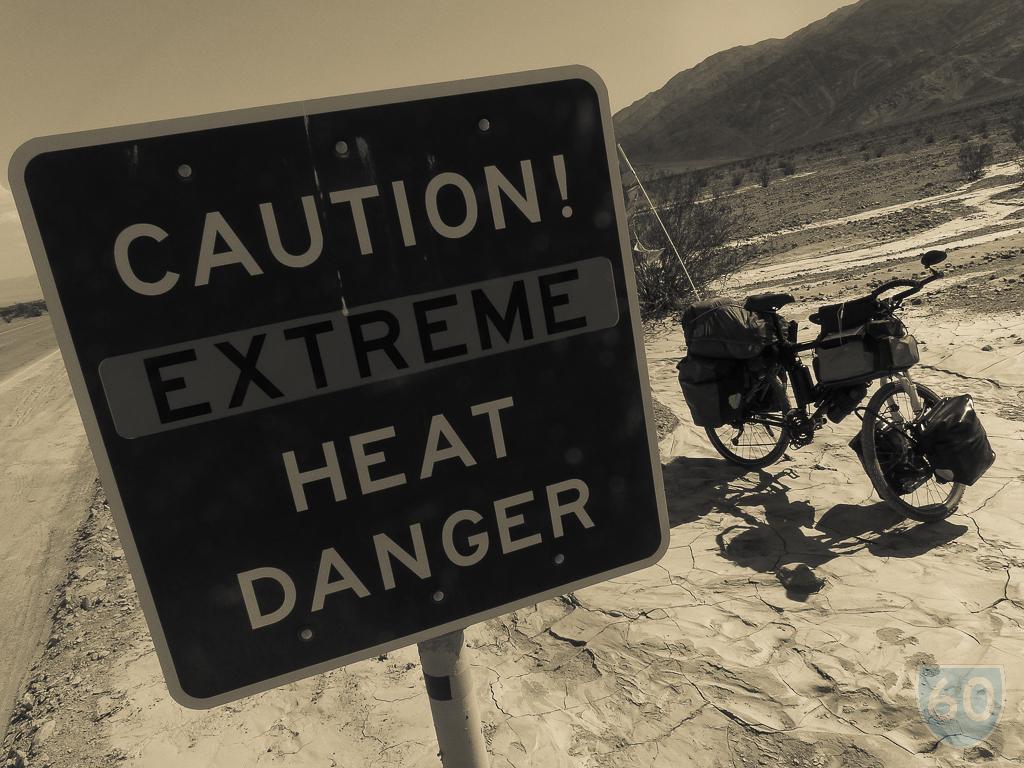 Peligro por golpe de calor