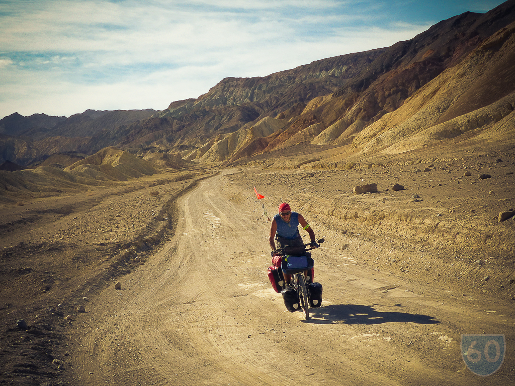 Crossing death valley