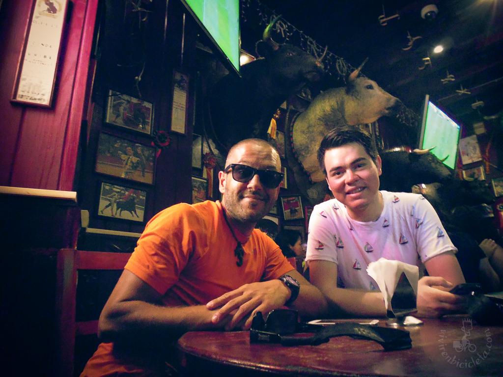 'Richi', un hermano en Querétaro