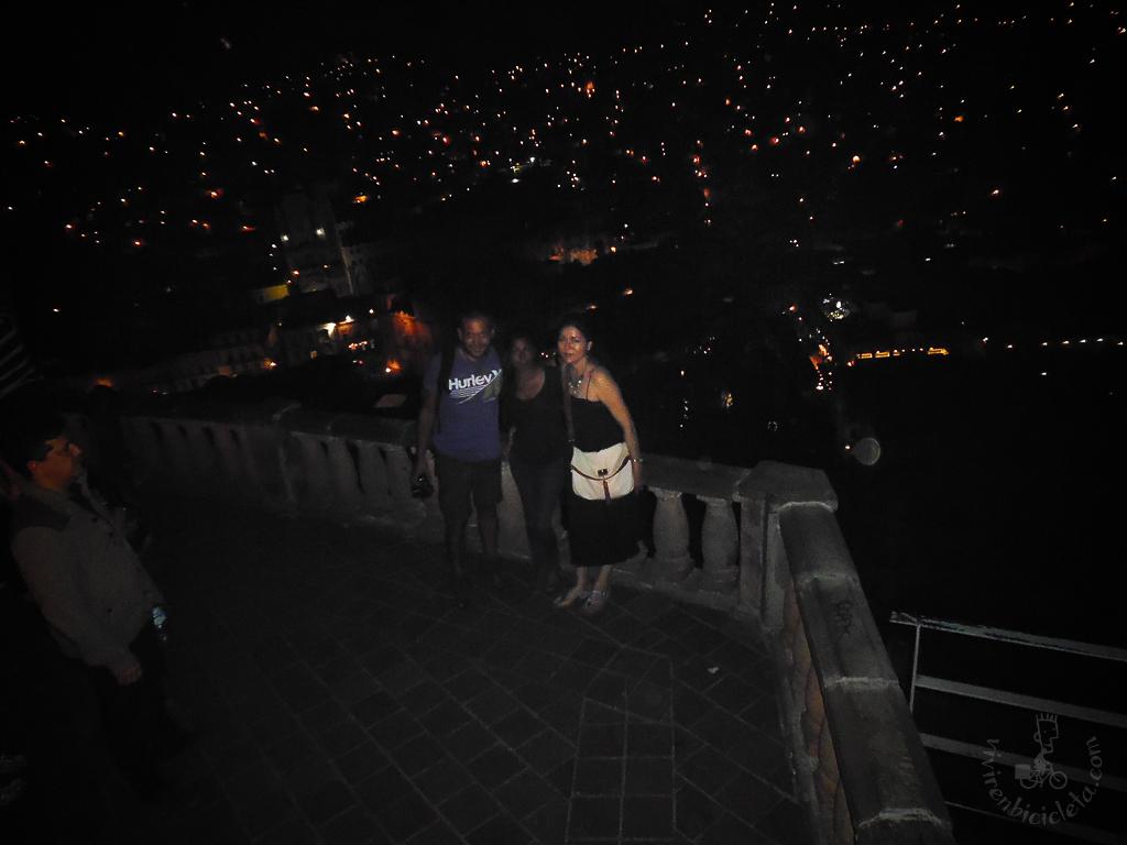 Con Emi, increíble día en Guanajuato