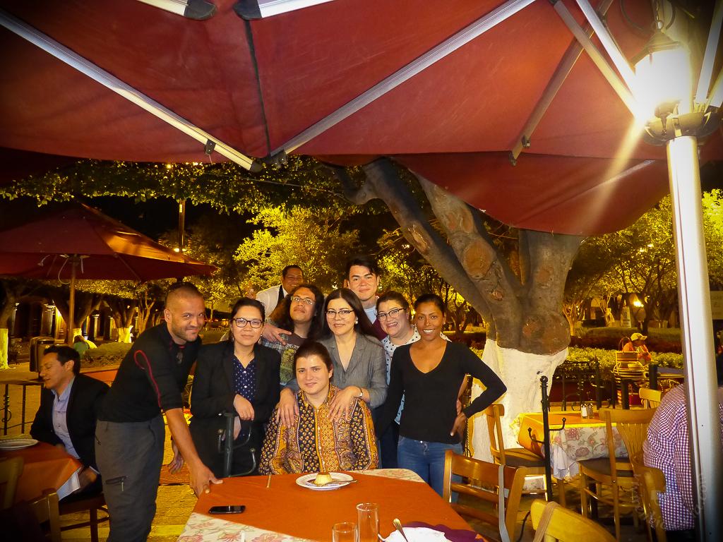 Emi, Richi y família (Querétaro)