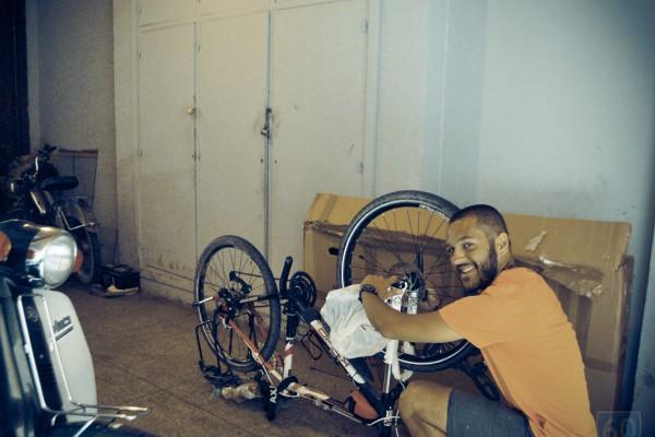 Vivir en Bicicleta MARRAKECH: 3 días, 1000 aventuras, y un pardillo con un cartucho de gas image 4