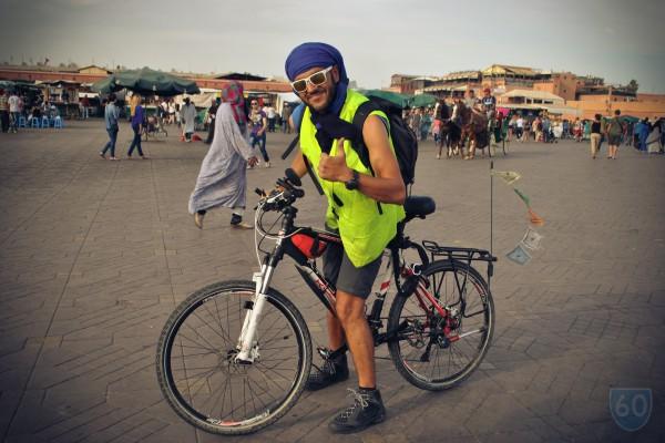 Vivir en Bicicleta MARRAKECH: 3 días, 1000 aventuras, y un pardillo con un cartucho de gas image 1