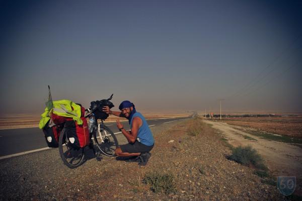 """Vivir en Bicicleta """"Los dos Marruecos"""", Desolación y el 'bello retiro de Hendrix': Essaouira.  image 8"""