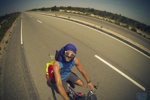 """Vivir en Bicicleta """"Los dos Marruecos"""", Desolación y el 'bello retiro de Hendrix': Essaouira.  image 13"""