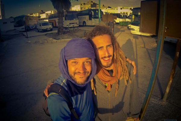 """Vivir en Bicicleta """"Los dos Marruecos"""", Desolación y el 'bello retiro de Hendrix': Essaouira.  image 6"""