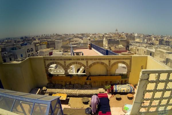 """Vivir en Bicicleta """"Los dos Marruecos"""", Desolación y el 'bello retiro de Hendrix': Essaouira.  image 5"""