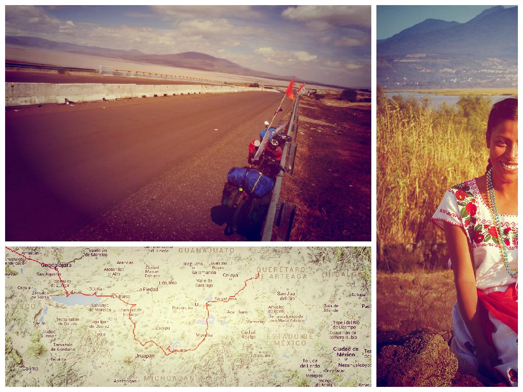Vivir en Bicicleta Dos bicis, tres estados y un amor truncado.. image 1