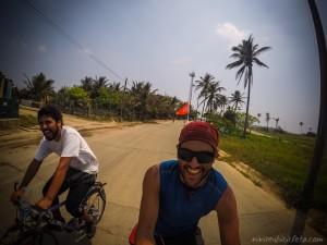 Paco, un mexicano que lleva 3 años pedaleando México