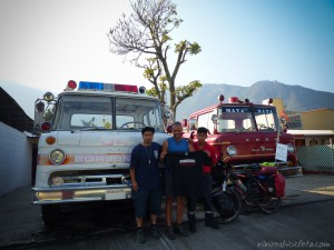 Família bomberil de CD Mendoza