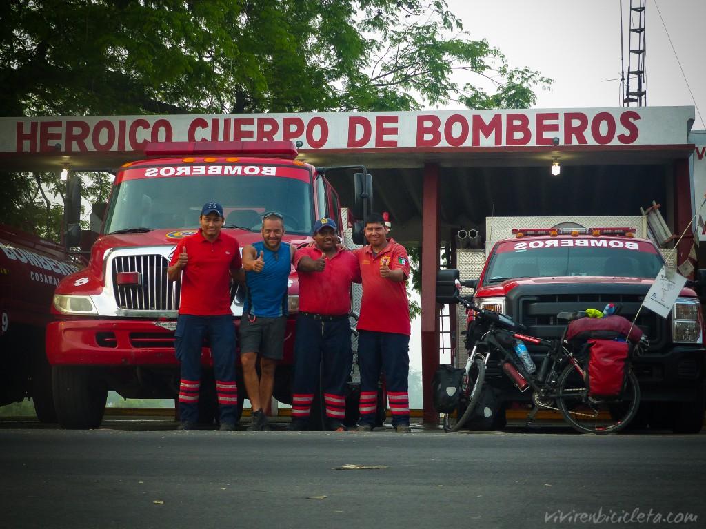 Bomberos de Cosamaloapan