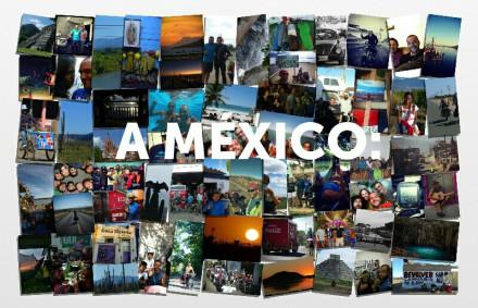 A México: