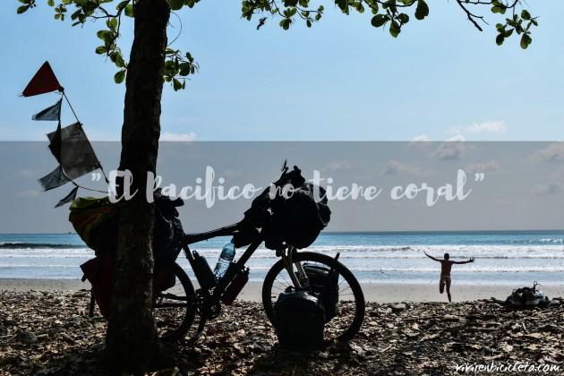 «El Pacífico no tiene Coral»